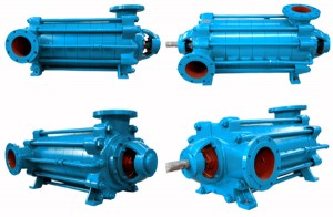D, DM, DF, DY  series multistage centrifugal pump