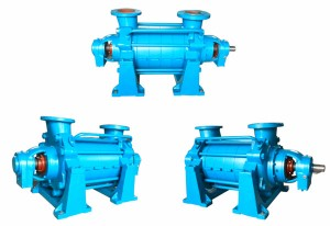 DM Type Wear-resisting Multistage Centrifugal Pump