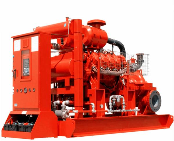 消防水泵 Fire Water Pump_