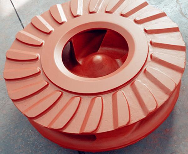 Abrasive slurry pump parts Slurry Pump Impeller Featured Image
