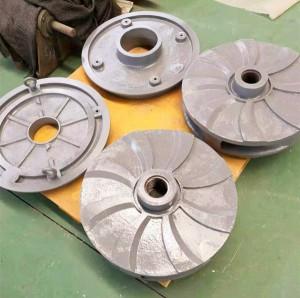 Ceramic Slurry Pump Parts