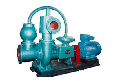 SWB-type Enhanced Self-priming Sewage Pump
