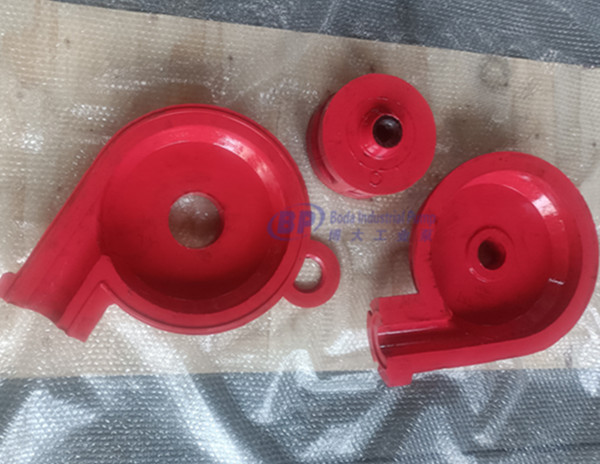 50-50 red rubber linatex parts_副本