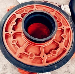 Interchangeble Rubber Slurry Pump Parts