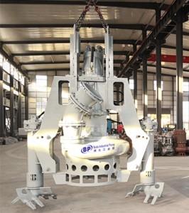 YZQ series hydraulic submersible slurry pump