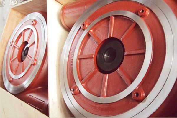 slurry pump frame plate liner